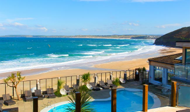 2-NIGHT HOTEL & SPA STAY WITH BREAKFAST